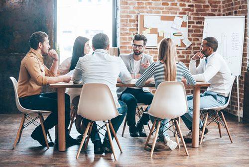 Erschaffung agiler Organisationseinheiten oder Unternehmen – Anspruch und Wirklichkeit